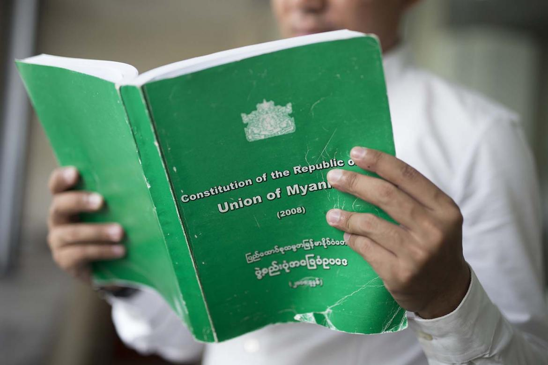 2008 Constitution of Myanmar