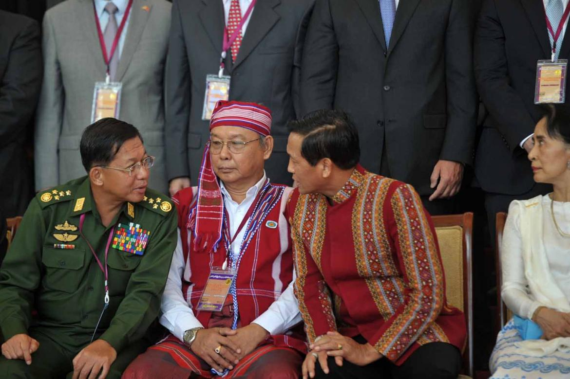 Dialogue or despair: Two futures for the peace process | Frontier Myanmar