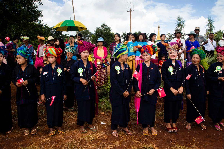 Shan State 101 Frontier Myanmar