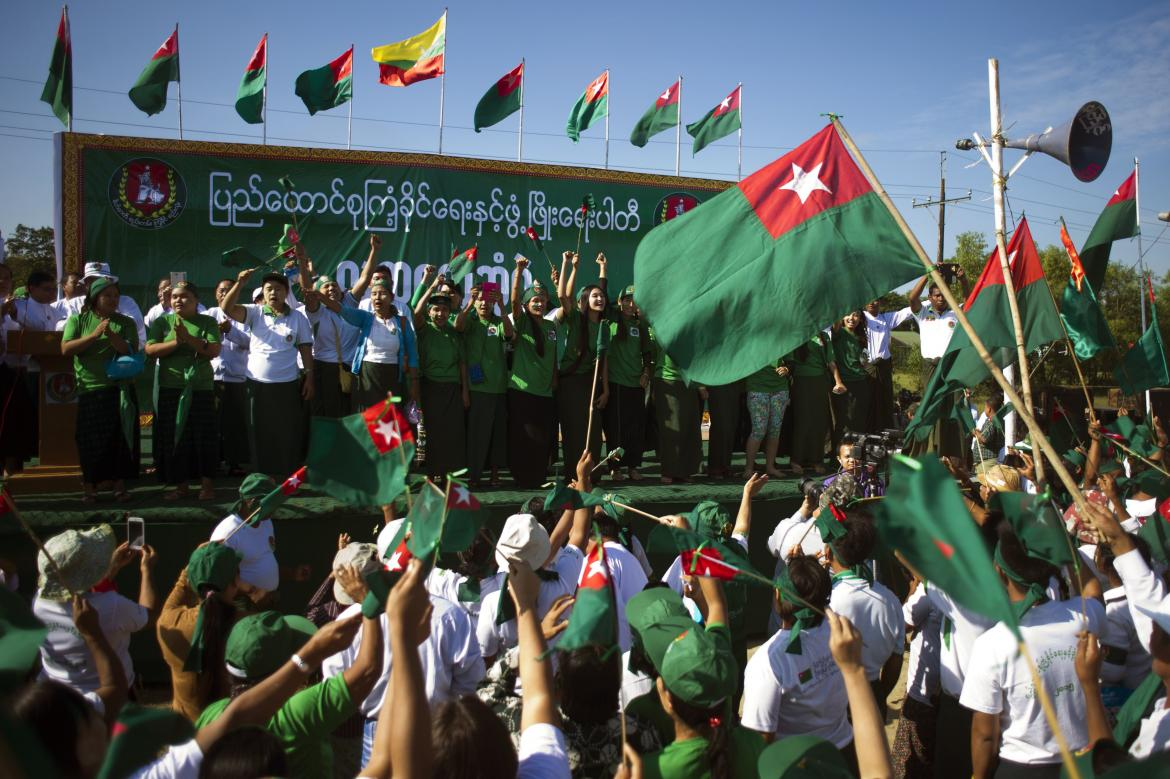 With an eye to reform, USDP to hold annual conference in July   Frontier  Myanmar