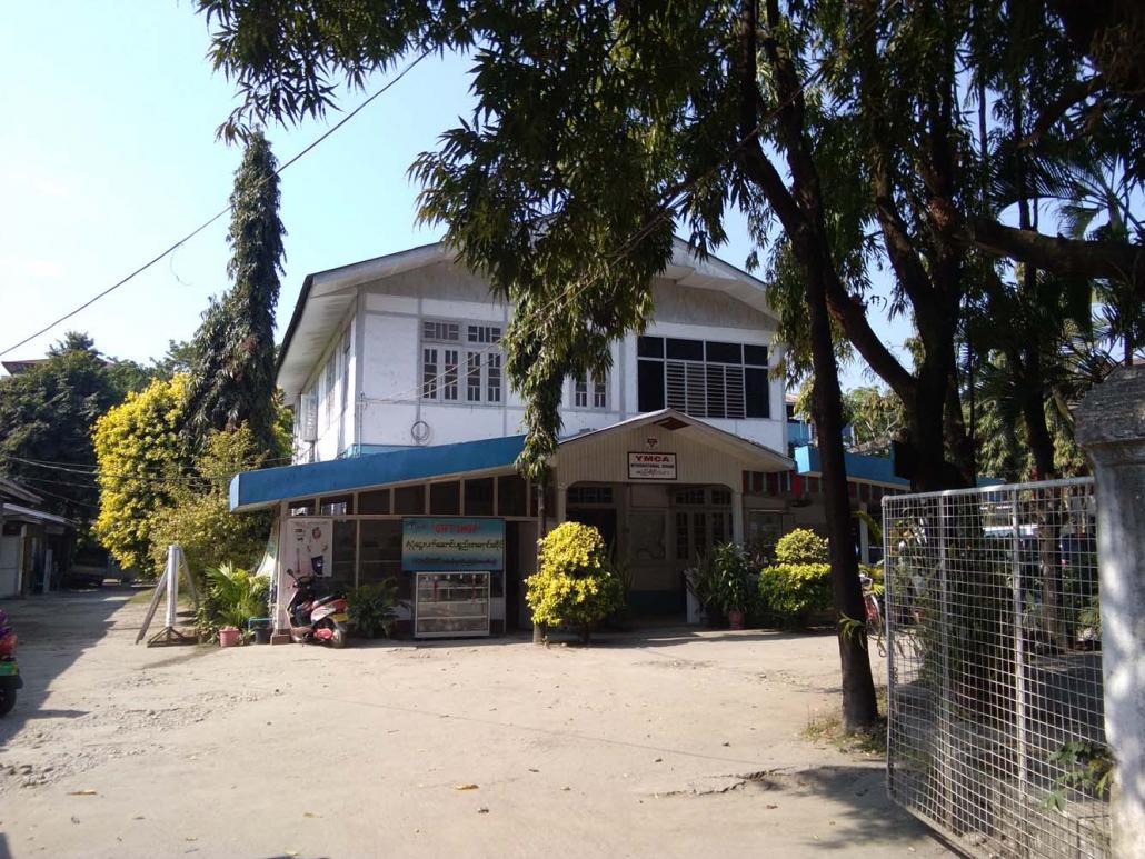 The YMCA was the first place in Myitkyina to host foreign tourists and even welcomed its first guest months before the ban on foreign tourists was lifted. (Emily Fishbein | Frontier)