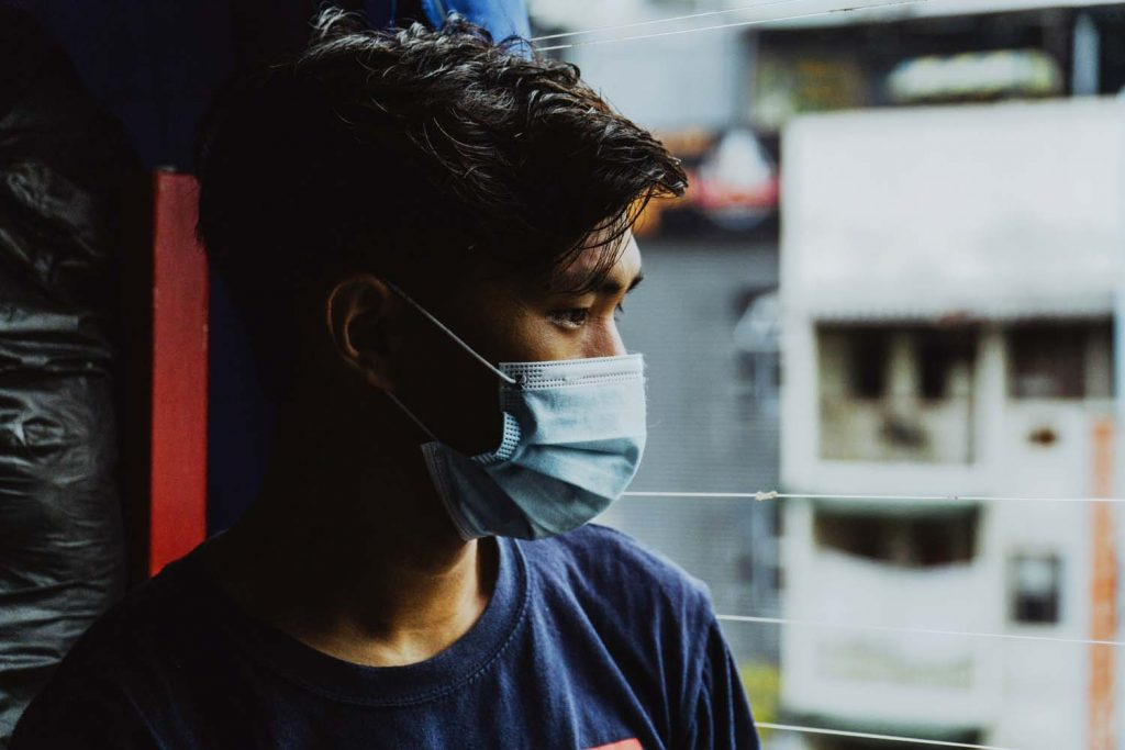 Ah Sut fled his village in Kachin State's Tanai Township in 2015 and is now an asylum seeker in Malaysia. (Benjamin)