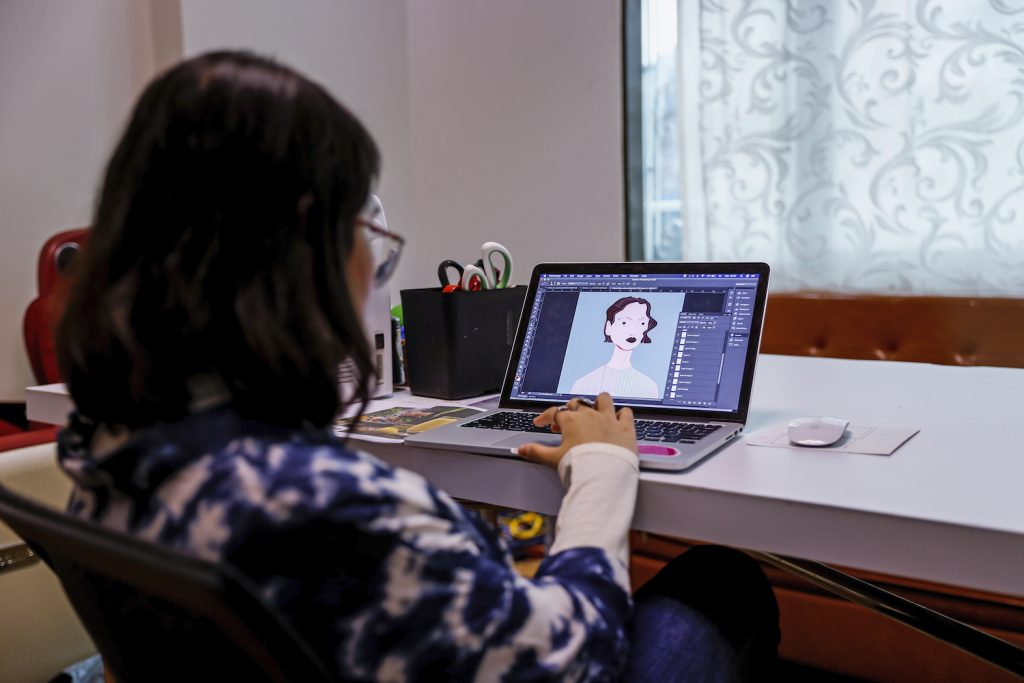Artists and other creatives hope the new Copyright Law enacted in May 2019 will finally provide protection for literary and artistic works. (Nyein Su Wai Kyaw Soe | Frontier)