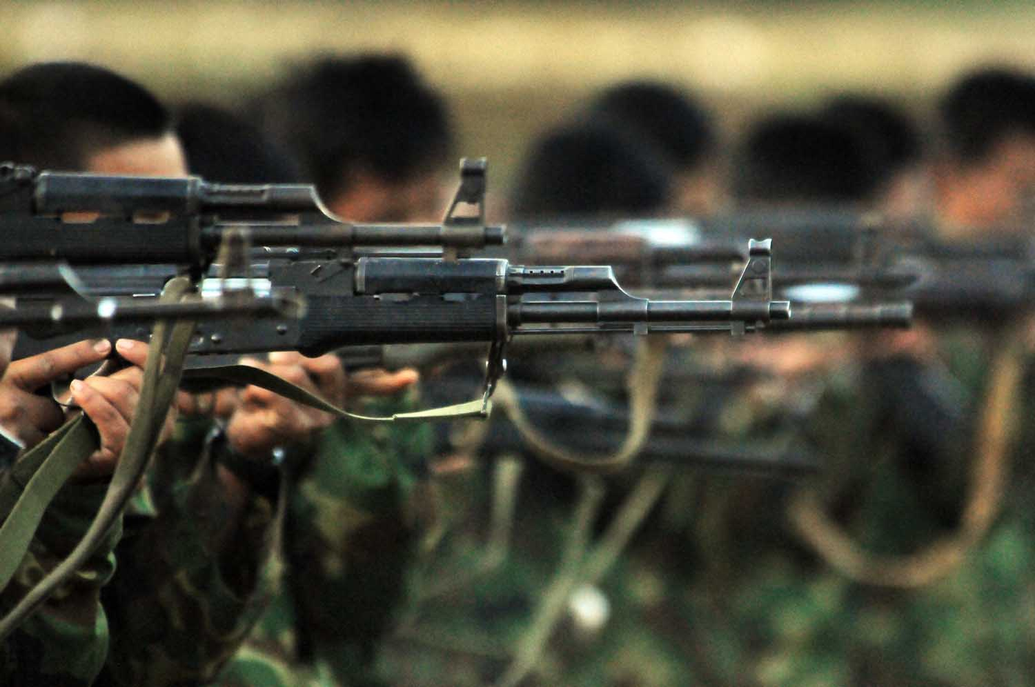 A pro-military disinformation campaign is seeking to sow divisions between ethnic armed groups and People's Defence Forces, and deter young people from seeking military training. (Frontier)
