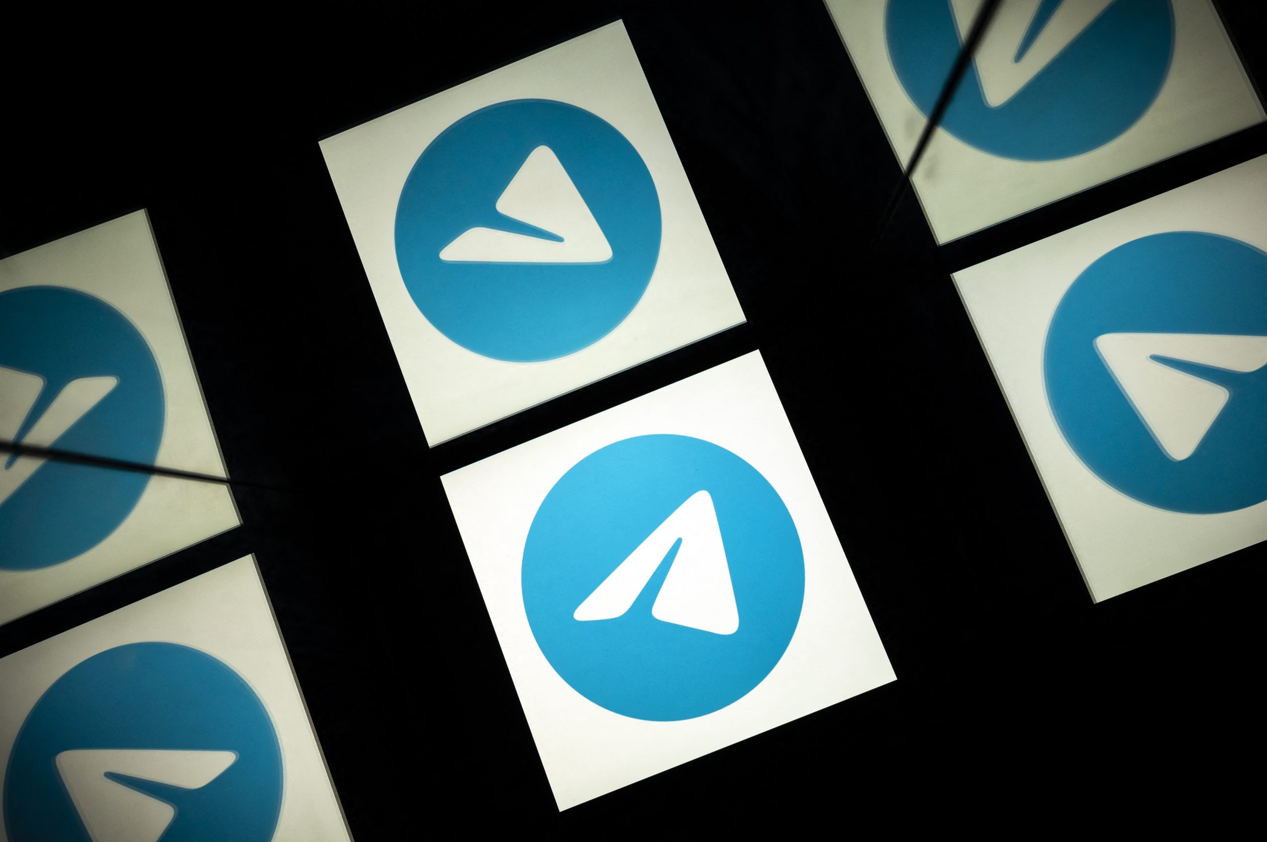 In Myanmar, messaging and social media app Telegram has become a new home for pro-military disinformation outlets and hate spreaders that have been banned from Facebook. (AFP)
