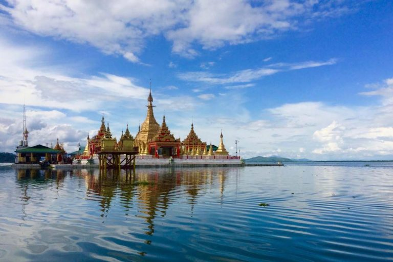 06_approaching_shwe_myintzu_pagoda_on_indawgyi_lake_face_of_indawgyi