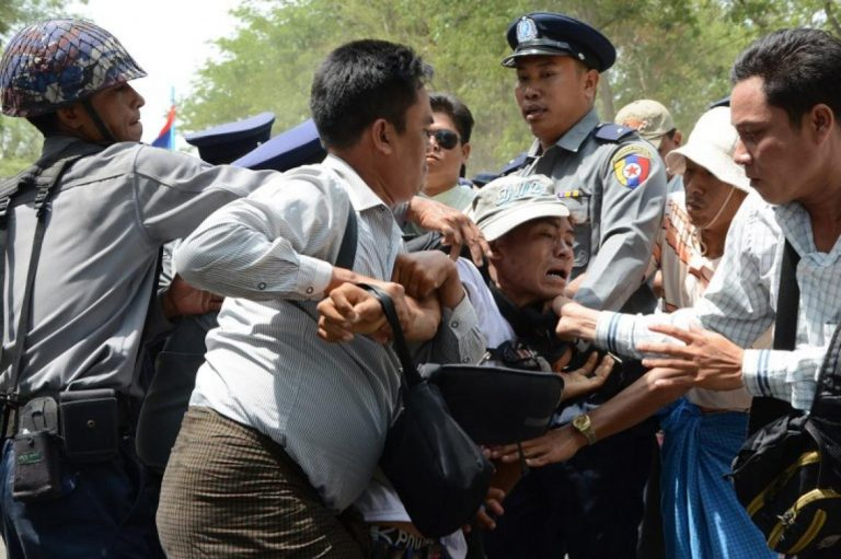 dozens-of-timber-workers-arrested-in-rally-clampdown-1582225926
