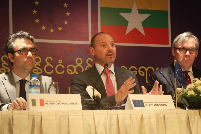 eu-says-focused-on-constructive-solutions-to-rakhine-impasse-1582225349