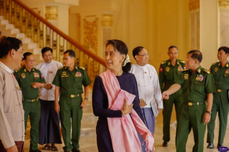 government-military-leaders-discuss-rakhine-crisis-1582208520