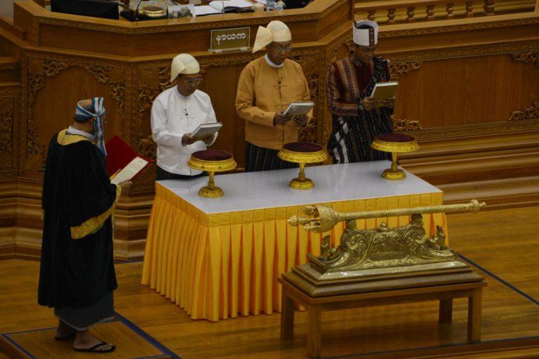 htin-kyaw-sworn-in-as-new-president-on-historic-day-1582197625