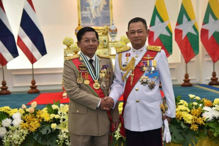 min-aung-hlaing-honoured-by-thailand-despite-international-condemnation-1582210856