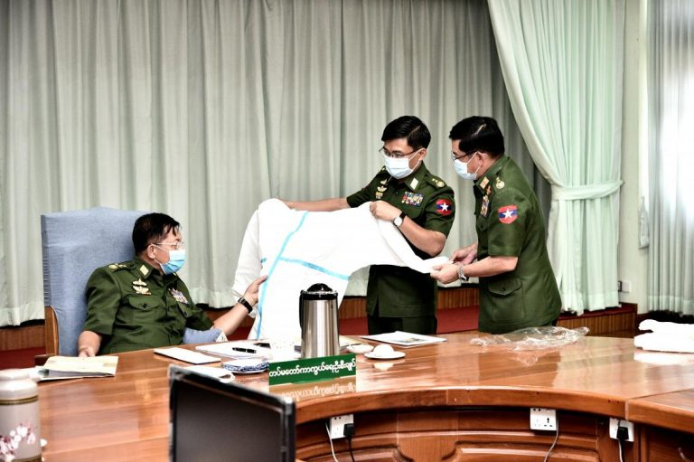 min-aung-hlaing-reshuffles-senior-military-ranks-ahead-of-election-1591164639