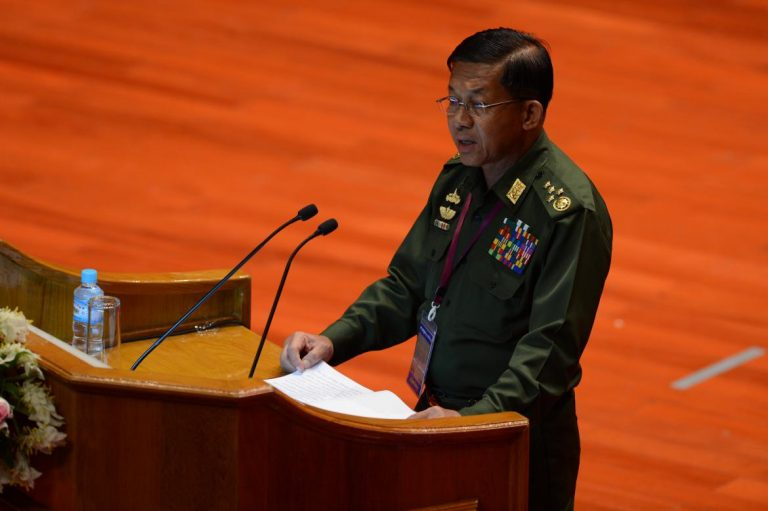 min-aung-hlaing-says-rakhine-refugee-exodus-exaggerated-1582213850