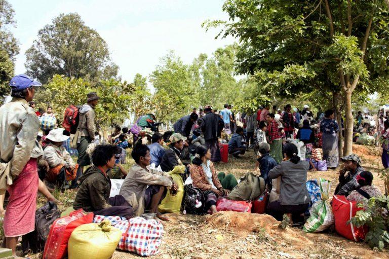 more-than-20000-myanmar-refugees-enter-china-beijing-1582219247