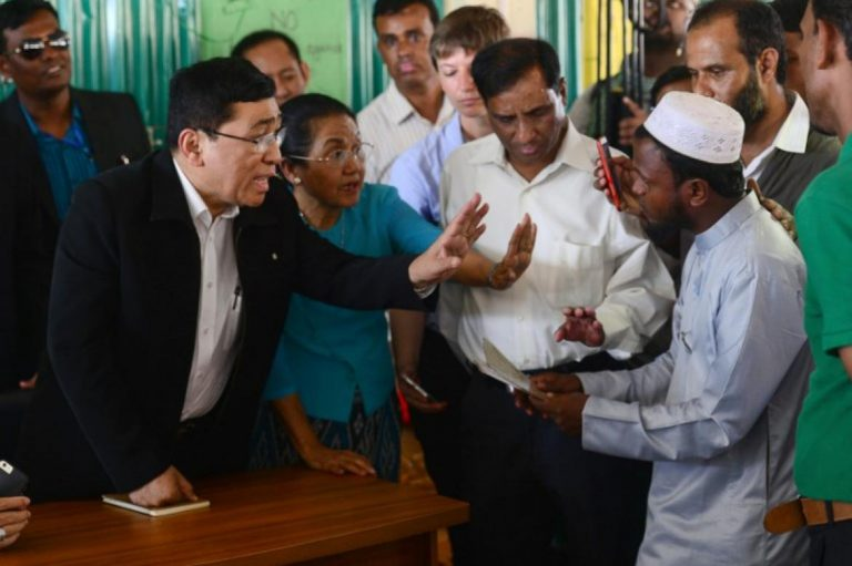 myanmar-delegation-cut-short-aggressive-meeting-with-refugees-minister-says-1582209720