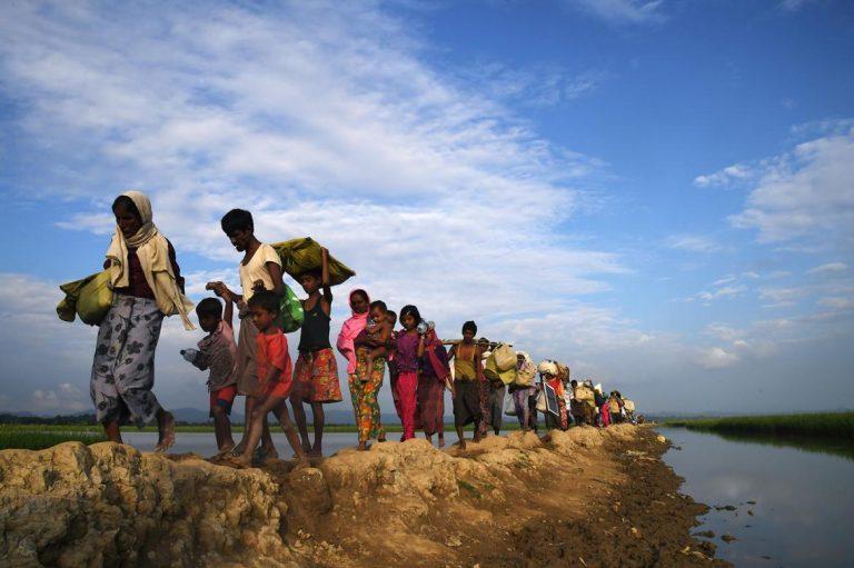 myanmar-erecting-new-security-structures-atop-burned-land-in-rakhine-amnesty-1582210294