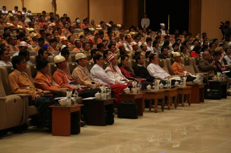 parliament-not-for-self-promotion-suu-kyi-tells-mps-1582227059