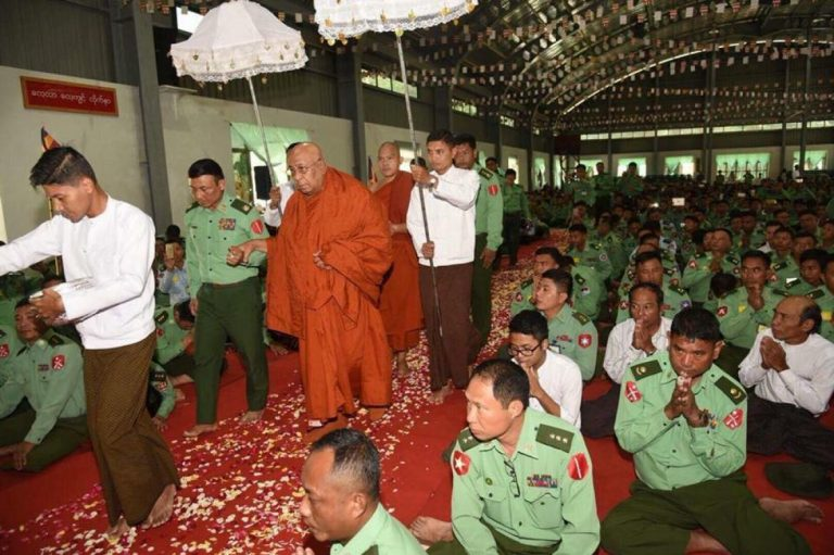 tatmadaw-sangha-and-government-must-work-together-sitagu-sayadaw-says-in-sermon-to-officers-1582213235