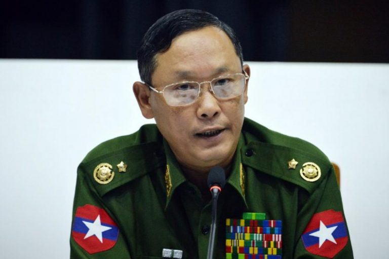 tatmadaw-warns-journalists-against-calling-domestic-conflicts-civil-wars-1582204212