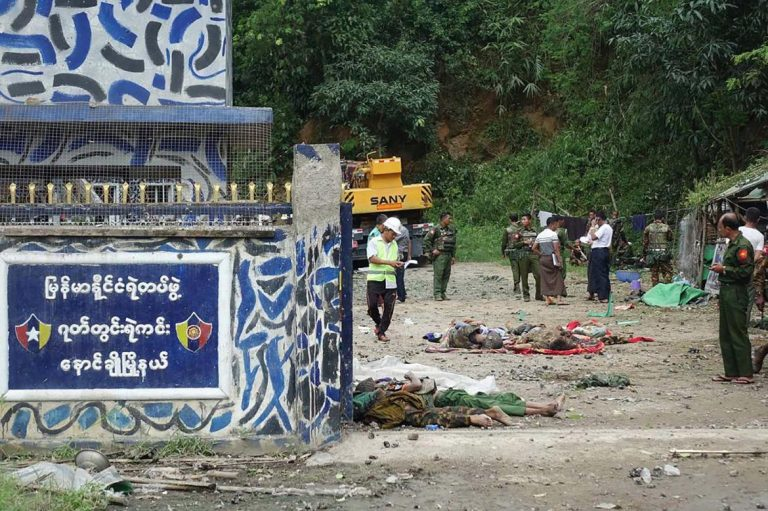 the-tatmadaw-will-retaliate-police-killed-as-conflict-escalates-in-shan-state-1582200085