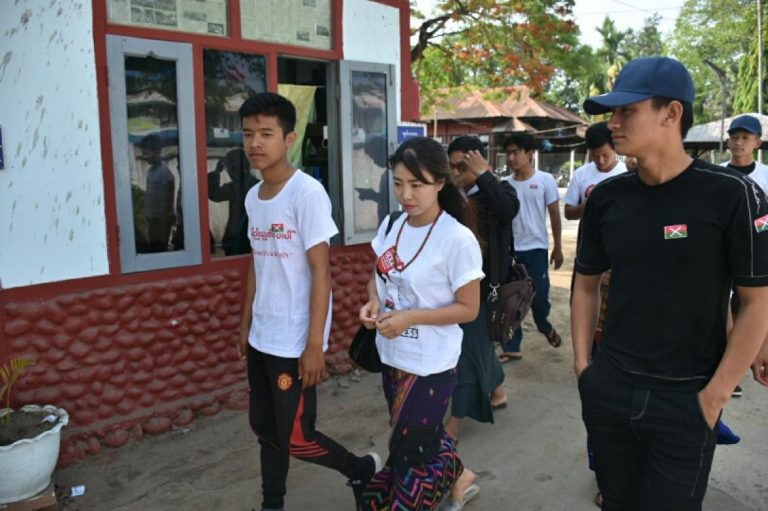 two-kachin-activists-to-be-charged-under-peaceful-assembly-law-1582209130