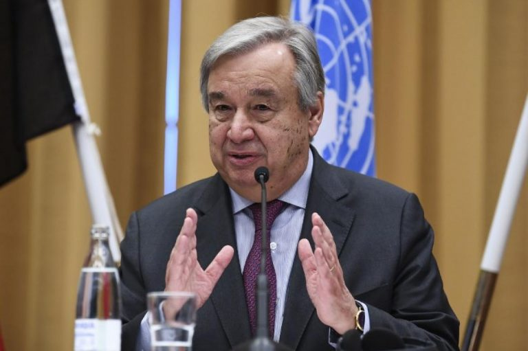 un-chief-calls-for-stronger-cooperation-in-response-to-global-stress-test-1582204302